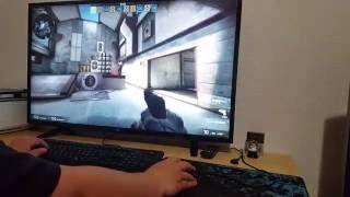 LG UF640V - Counter Strike