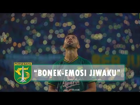 Chants Bonek - Emosi Jiwaku (Video HD + Lyric) Terbaru 2019 !