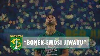 Download lagu Chants Bonek - Emosi Jiwaku (Video HD + Lyric) Terbaru 2019 !