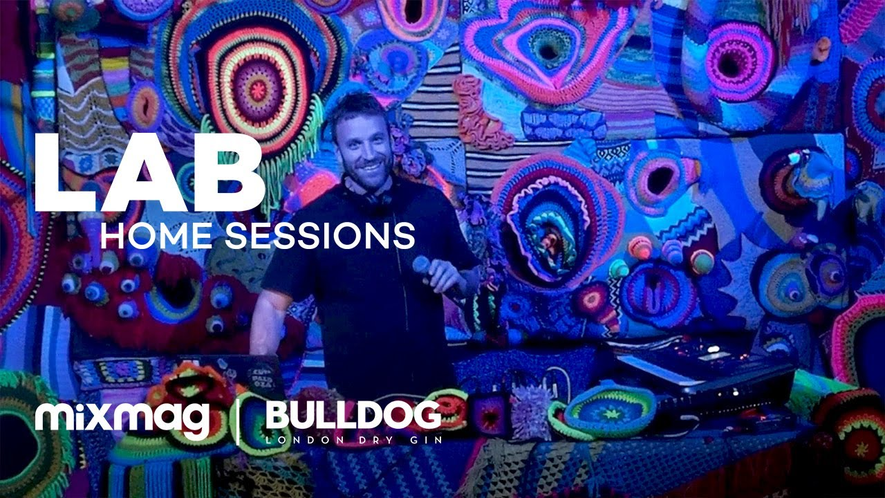 Download Guti live set in The Lab: Home Sessions