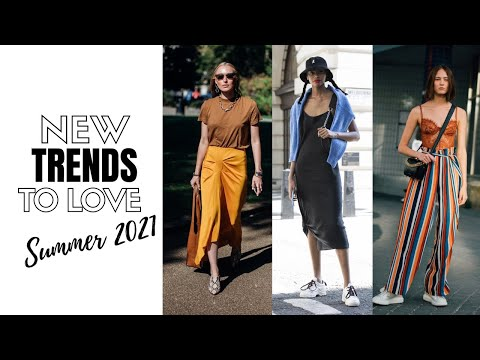 New Summer Fashion Trends To Love | How To Style