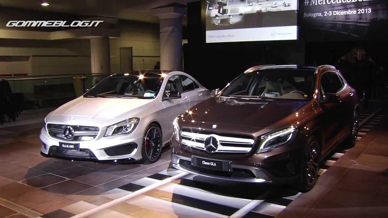 Картинки по запросу фото  Mercedes A / CLA / GLA