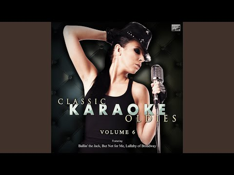 But Not For Me (In The Style Of Dinah Washington) (Karaoke Version)