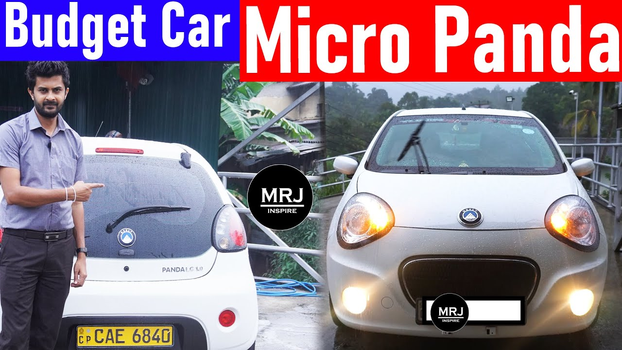 Micro Panda Sinhala Review. Should You buy this budget Car ? or invest something else? review by MRJ