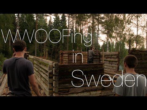 WWOOFing in Värmland, Sweden