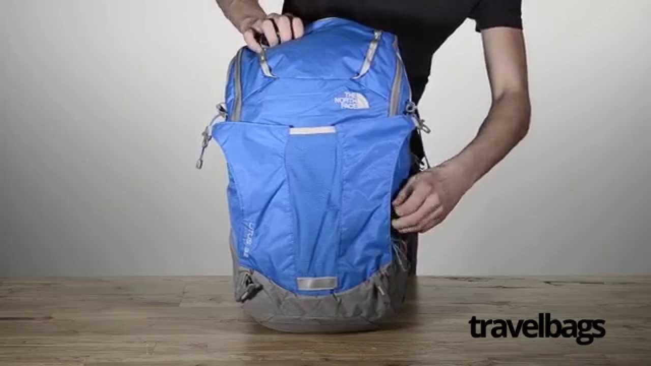 The North Face Litus Rugzak - YouTube 8ce5af733a2b