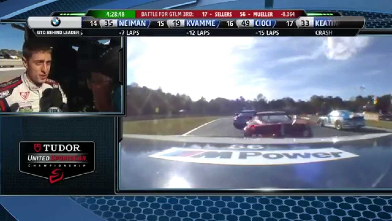 2014 petit le mans broadcast part 2 youtube. Black Bedroom Furniture Sets. Home Design Ideas
