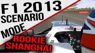 F1 2013 - Scenario Mode - Rookie - It