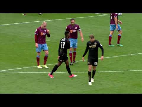 HIGHLIGHTS: SCUNTHORPE UNITED 1 WIGAN ATHLETIC 2 - 07/10/2017