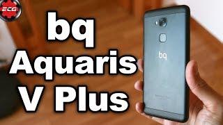 Bq Aquaris V Plus review en español