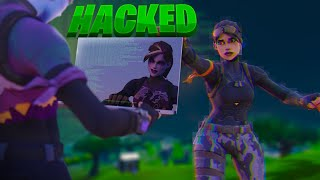 "Il M'A "" HACK "" en PLEIN LIVE sur FORTNITE... Voici le RESULTAT 