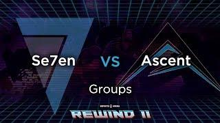 Rewind 2 - Team Fortress 2 - Groups Round 2 Game 2 Esports Arena, S...