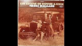 Legend Of Bonnie & Clyde , Merle Haggard , 1968 Vinyl