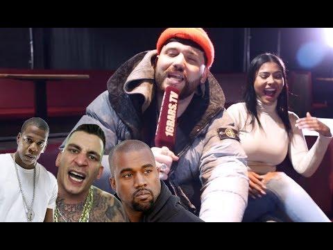 Gashi über Jay Z, Gzuz, Kanye West, Drake, Joe Budden, Charlamagne & Erfolg (16BARS.TV)