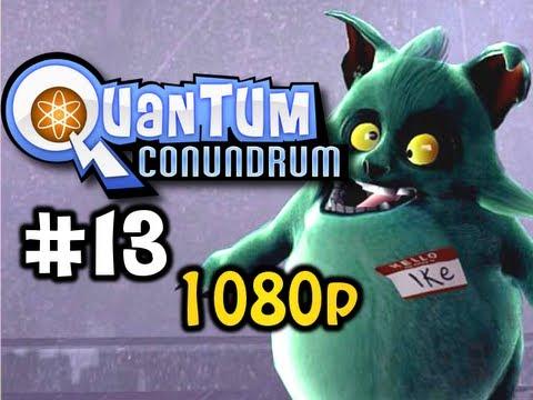 Quantum Conundrum Ep. 13 - Crazy Jumping! (1080p)  
