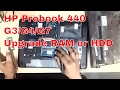 HP ProBook 440 G7 Notebook PC youtube review thumbnail