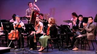 Dance Cadaverous - Wayne Shorter performed by UCLA Charles Mingus Ensemble