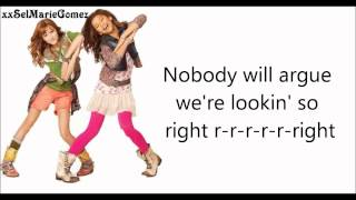 Bella Thorne & Zendaya - Fashion Is My Kryptonite (Lyrics)