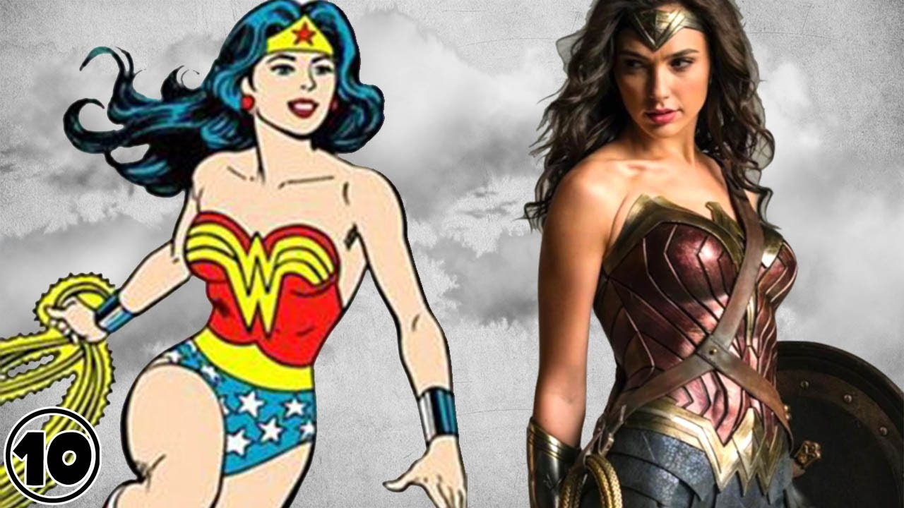 Wonder woman costume for 10 year olds-3398