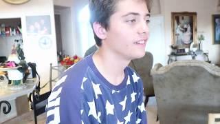 Vlog 195 ll Lần đầu nhận được món quà đầy ý nghĩa từ con trai P1 (giới thiệu lại về gia đình)