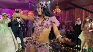 Best Bellydancer Alla Kushnir Wedding In Cairo Egypt 2019