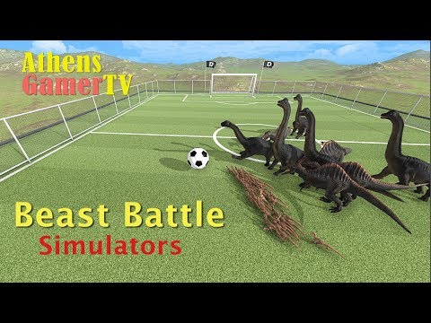 Beast Battle Simulator AthensGamerTV by Athens Thanakrit