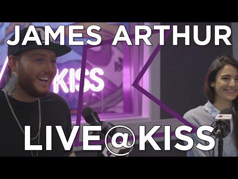 James Arthur talks Ed Sheeran, Safe Inside & more!