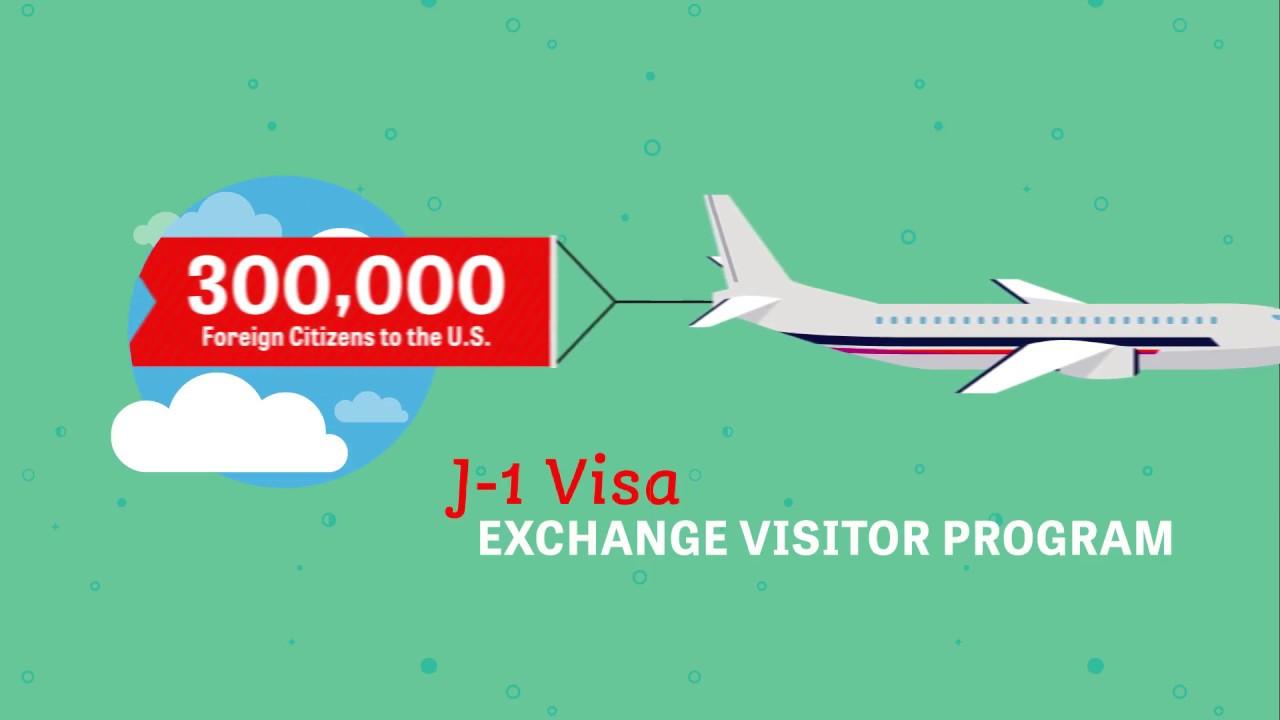 Route J1 | J-1 Visa