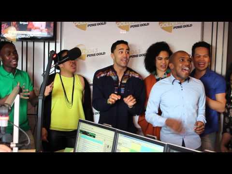 GOLD104.3 The Lion King Australia surprise Brig & Lehmo