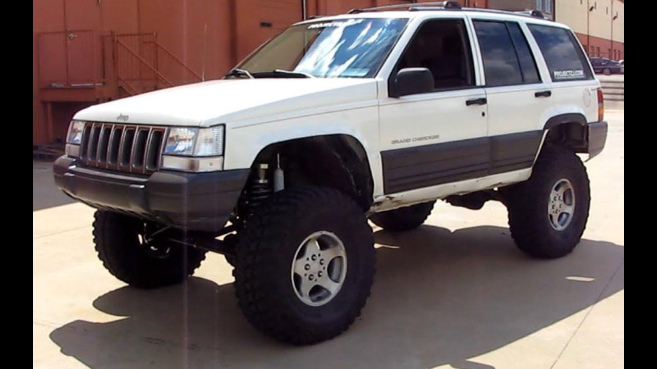 Custom Cherokee Xj >> Jeep Grand Cherokee 4x4 Project ZJ Part 17 Plastic Trim Mothers Back To Black JKS ACOS IRO Rusty ...