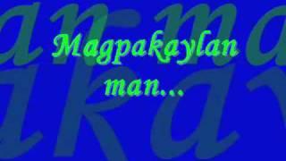 Rocksteddy-Magpakailanman lyrics