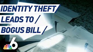 Identity Theft Leads to Bogus Bills | NBC 6