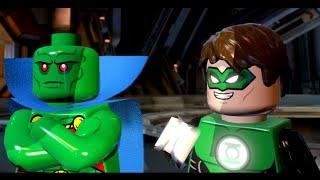 LEGO Batman: 3 Beyond Gotham - Level 3: Space suits you, Sir! (Batman/Robin/Cyborg/Flash)