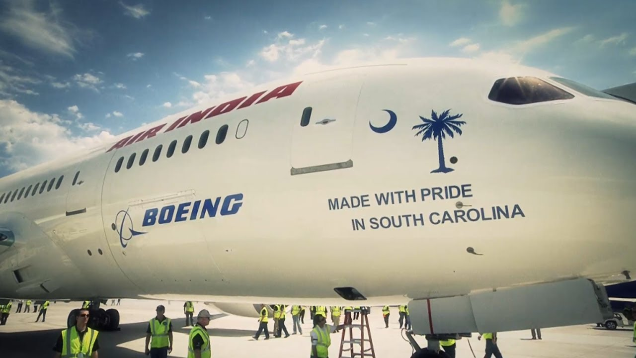 Resultado de imagen para Boeing North Charleston South Carolina