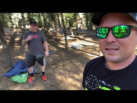 Trout Fishing Adventure: Mendocino National Forest