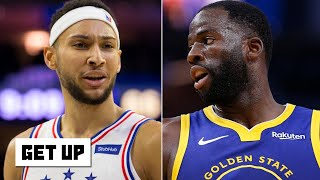 Is Ben Simmons a souped-up Draymond Green? Jay Williams reacts to the comparison | Get Up