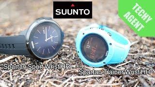 Suunto Spartan Sport Wrist HR vs Suunto Spartan Trainer Wrist HR - REVIEW