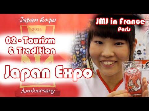Japan Expo 15 - 02 - Tourism & Tradition
