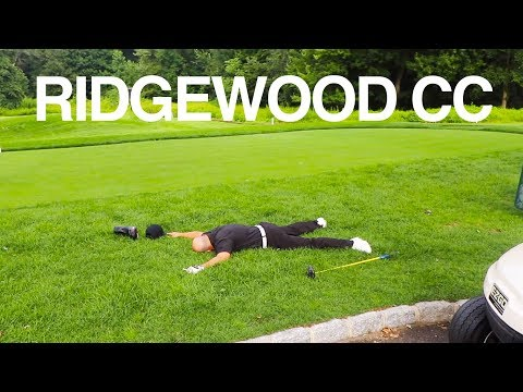 The Rough at Ridgewood was INSANE!
