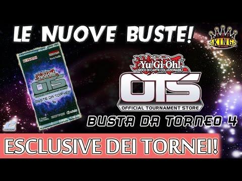 OTS4 Yu-Gi-Oh! Le nuove buste da torneo! Duelist.it