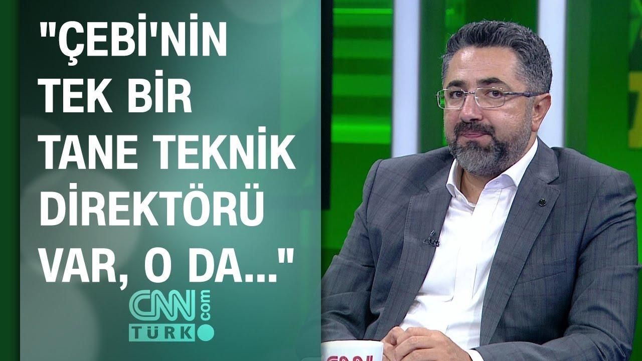 Serdar Ali Çelikler'den Ahmet Nur Çebi yorumu - Pazar Akşamı Futbol 20.10.2019