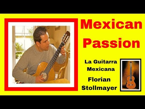 relaxation anti-stress calming mexican passion chill-out la guitarra mexicana mexican guitar