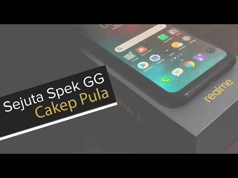 HP 1 Jutaan Spec GG - Realme 3 Unboxing & Review