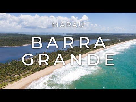 BARRA GRANDE, TAIPU DE FORA e LAGOAS | MARAÚ, Vá antes que o asfalto chegue lá!