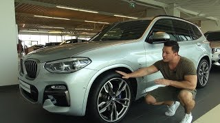 2018 BMW X3 M40i - NEW Review Full Interior Exterior Infotainment EXHAUST