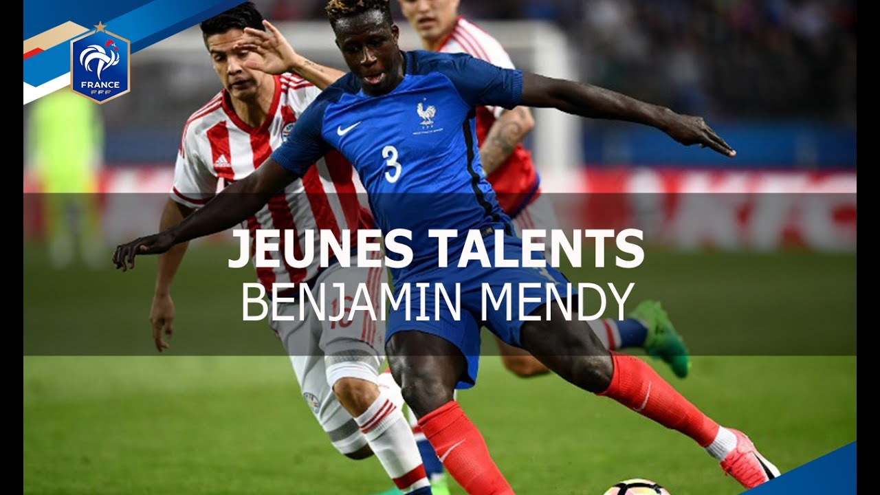 Equipe De France Jeunes Talents Benjamin Mendy Episode 5 I Fff