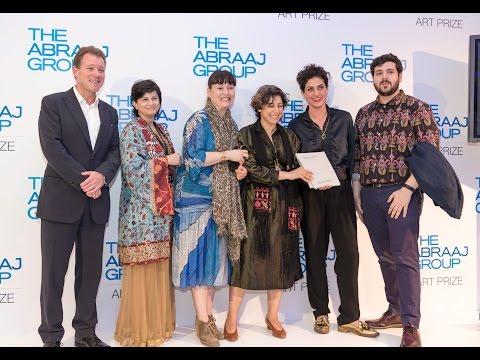 The Abraaj Group Art Prize 2015 winner: Yto Barrada - YouTube