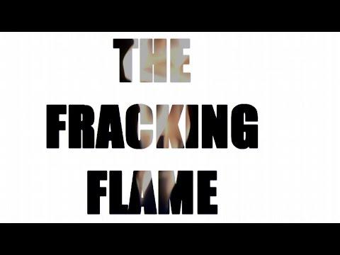 The Fracking Flamethrower NOT a Hoax: Steve Lipsky's Nightmare