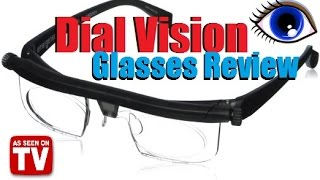 Dial Vision Review- Dial Up Your Prescription! | A Closer Look