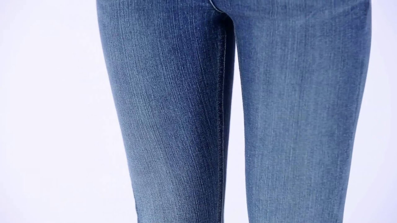 Womens skinny jeans - YouTube